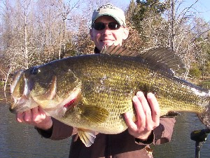 Lake Fork Fishing Guide Richie White