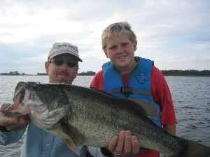 Lake Fork Guide Richie White